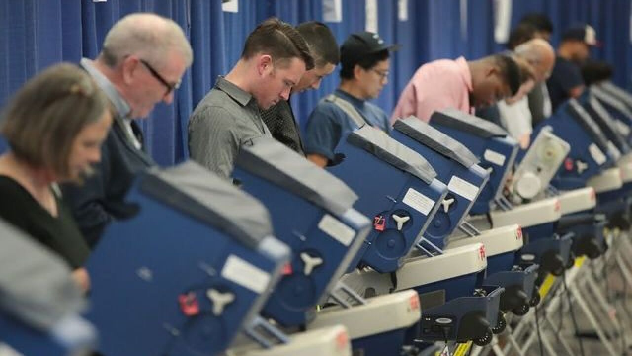 Colorado Republicans take 7,000 vote lead over Democrats in early voting day before Election Day