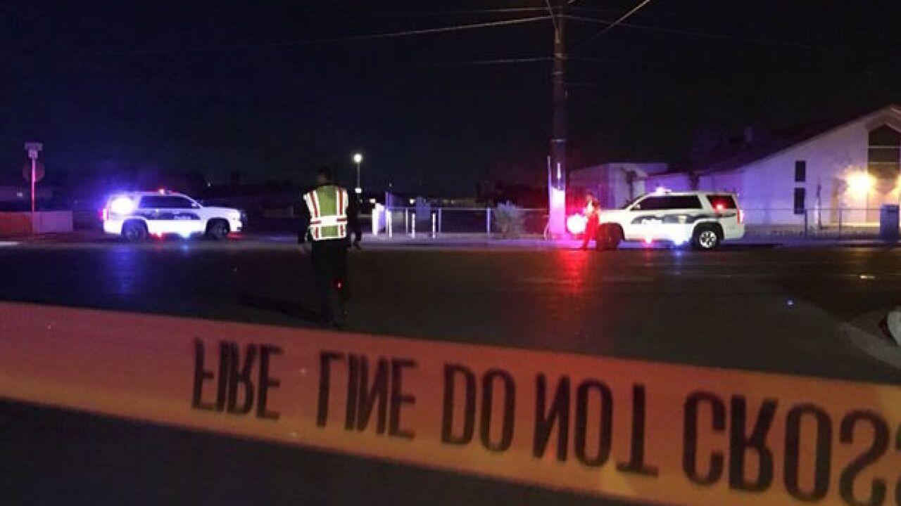 PD: 1 dead, 1 child hurt after south PHX crash