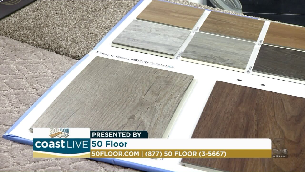 Adding spring scents and new flooring to your home on CoastLive