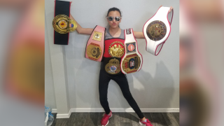 12-year-old wins Texas State Boxing Championship