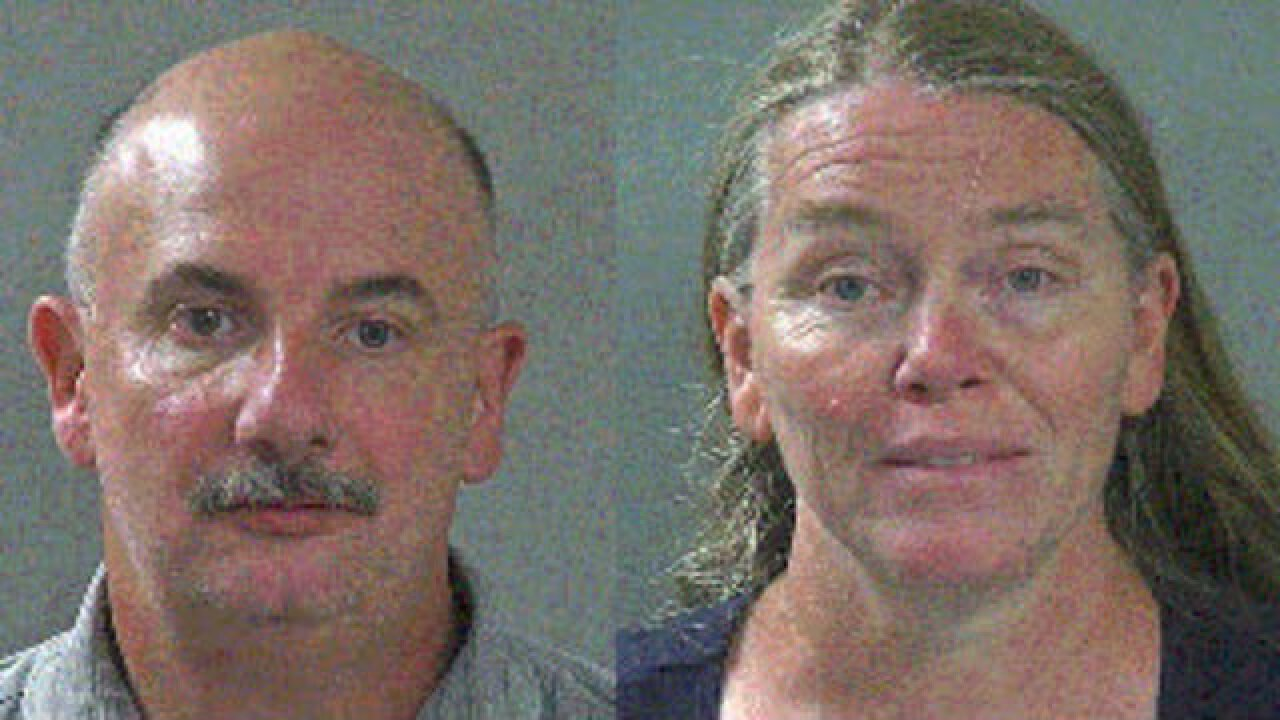 Caldwell husband, wife charged in molesting family members