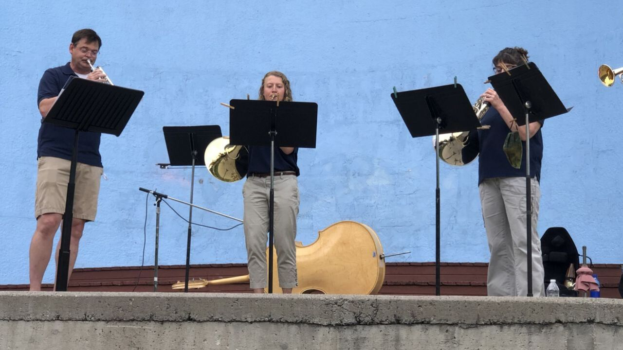 The Great Falls Municipal Band keeps the music alive