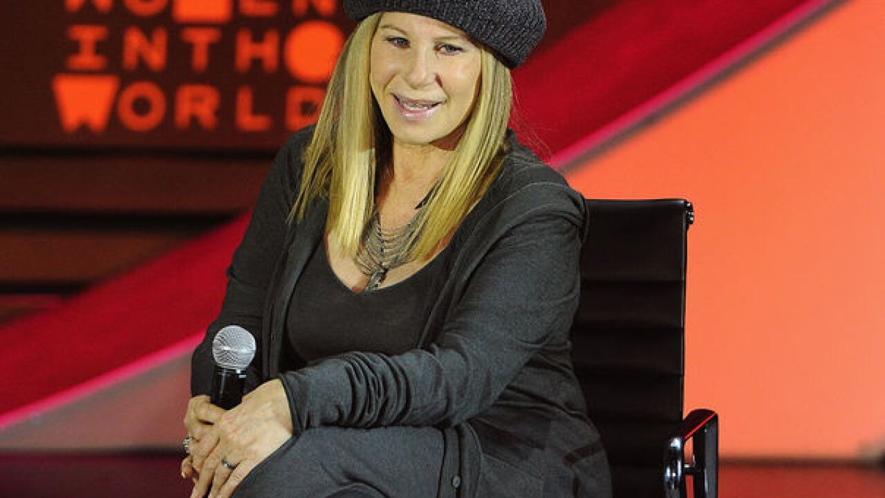Barbra Streisand reveals she cloned two of her dogs
