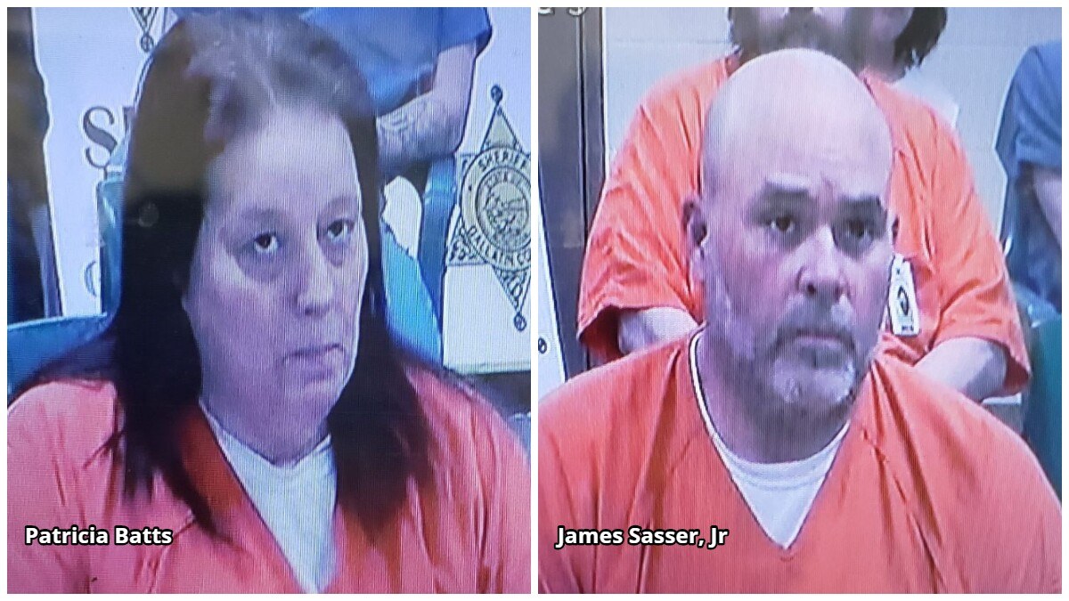 Patricia Batts and James Sasser, Jr