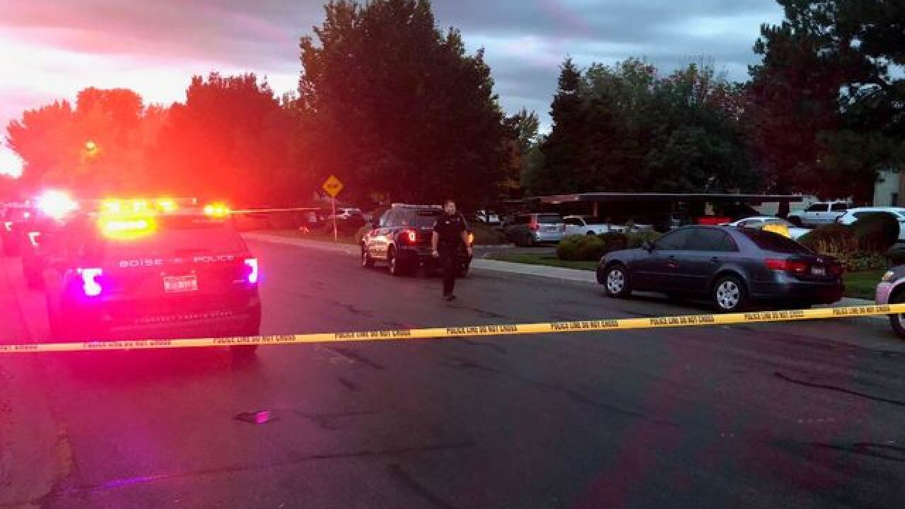 Boise Police investigating shooting