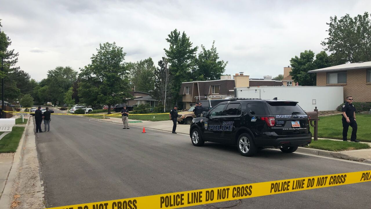 Fatal Shooting in Sandy