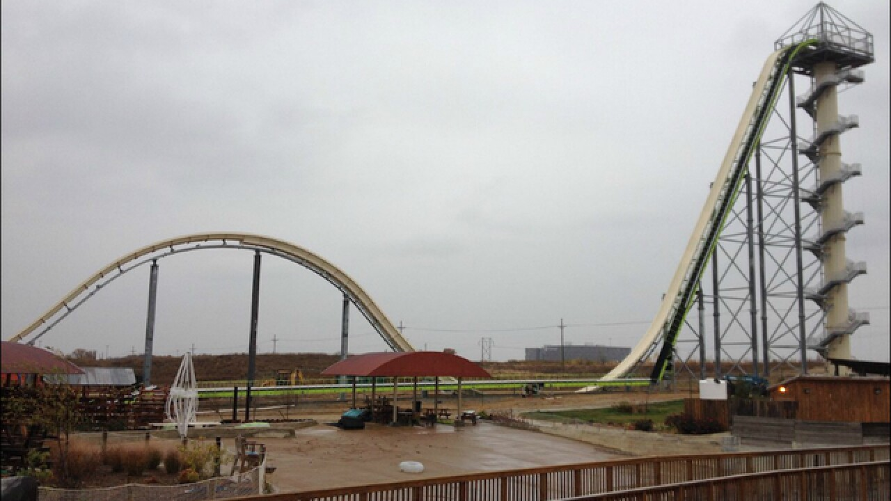 The world's largest water slide will be demolished after a boy died on the ride in 2016