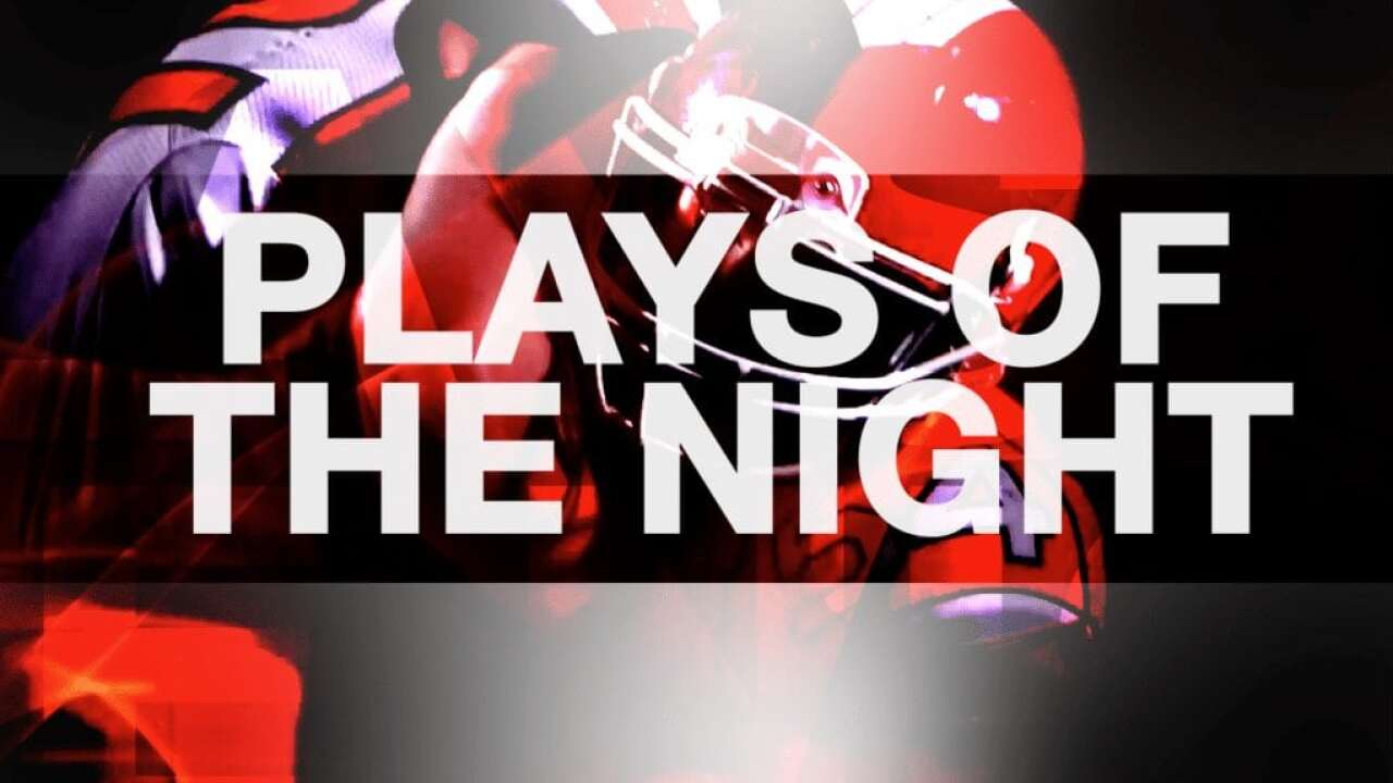 VOTE: Play of the Night Week 6