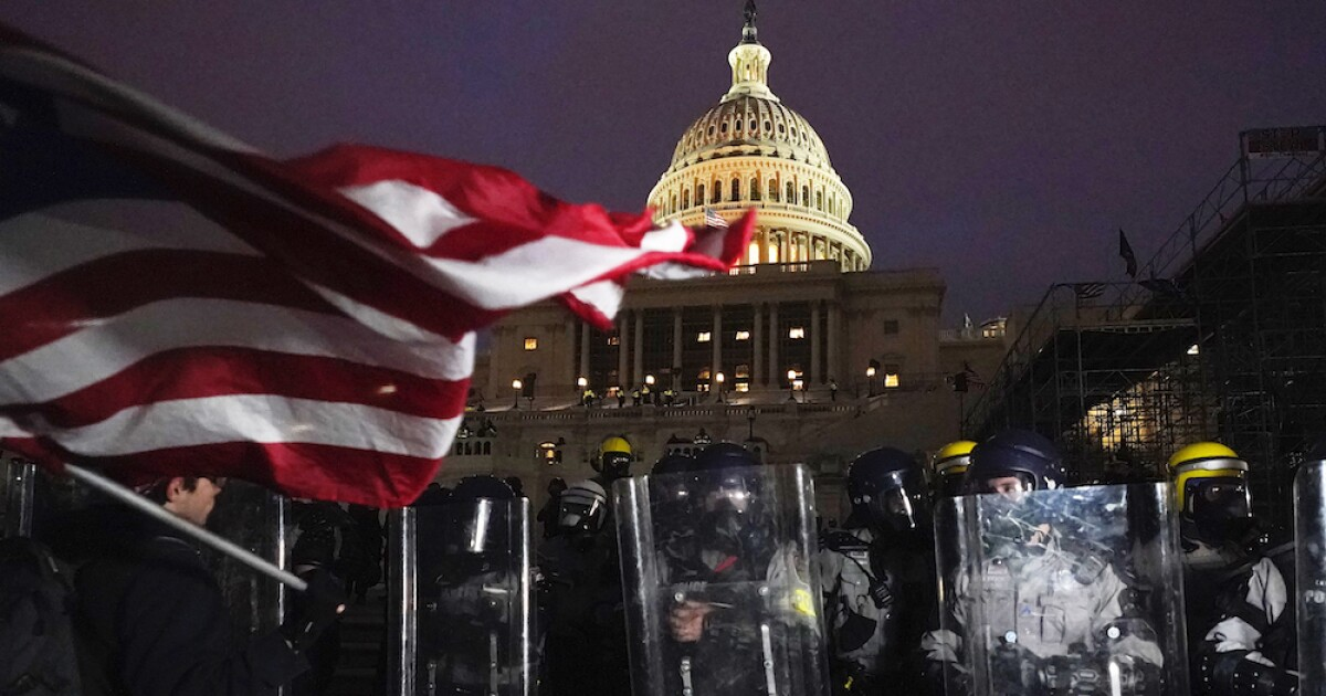 Capitol Police declined help from federal law enforcement at least twice