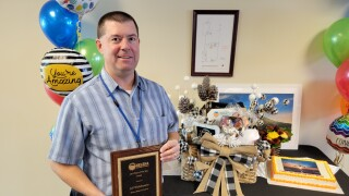 Helena Airport Director named 'Boss of the Year'