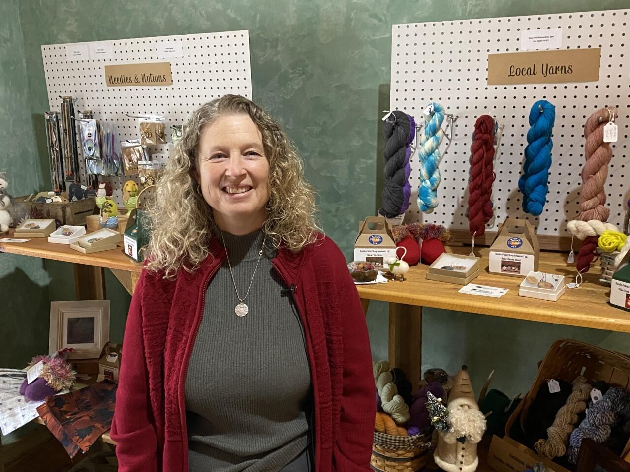 Tammy Jordan, owner of Goldieknotts Montana