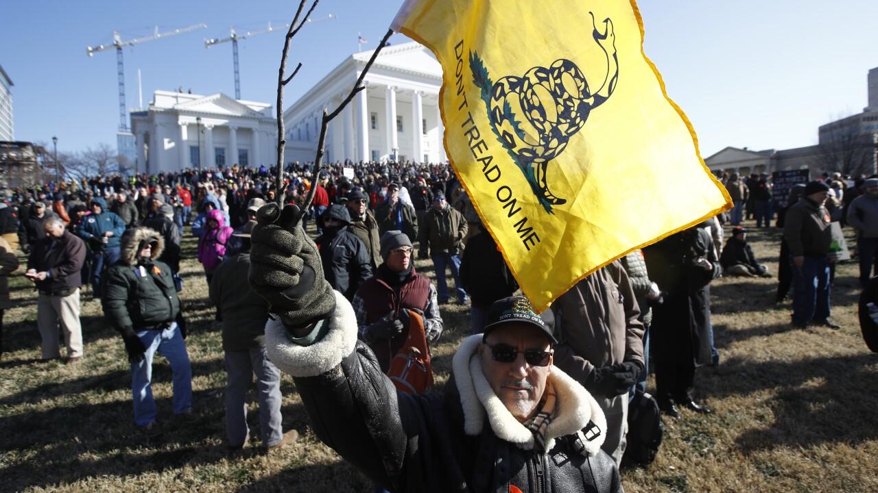 Virginia Senate passes 'red flag' gun law over fierceopposition