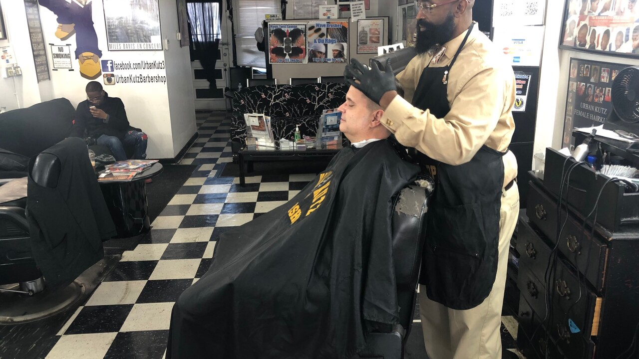 Cleveland barbershop accepts bitcoin