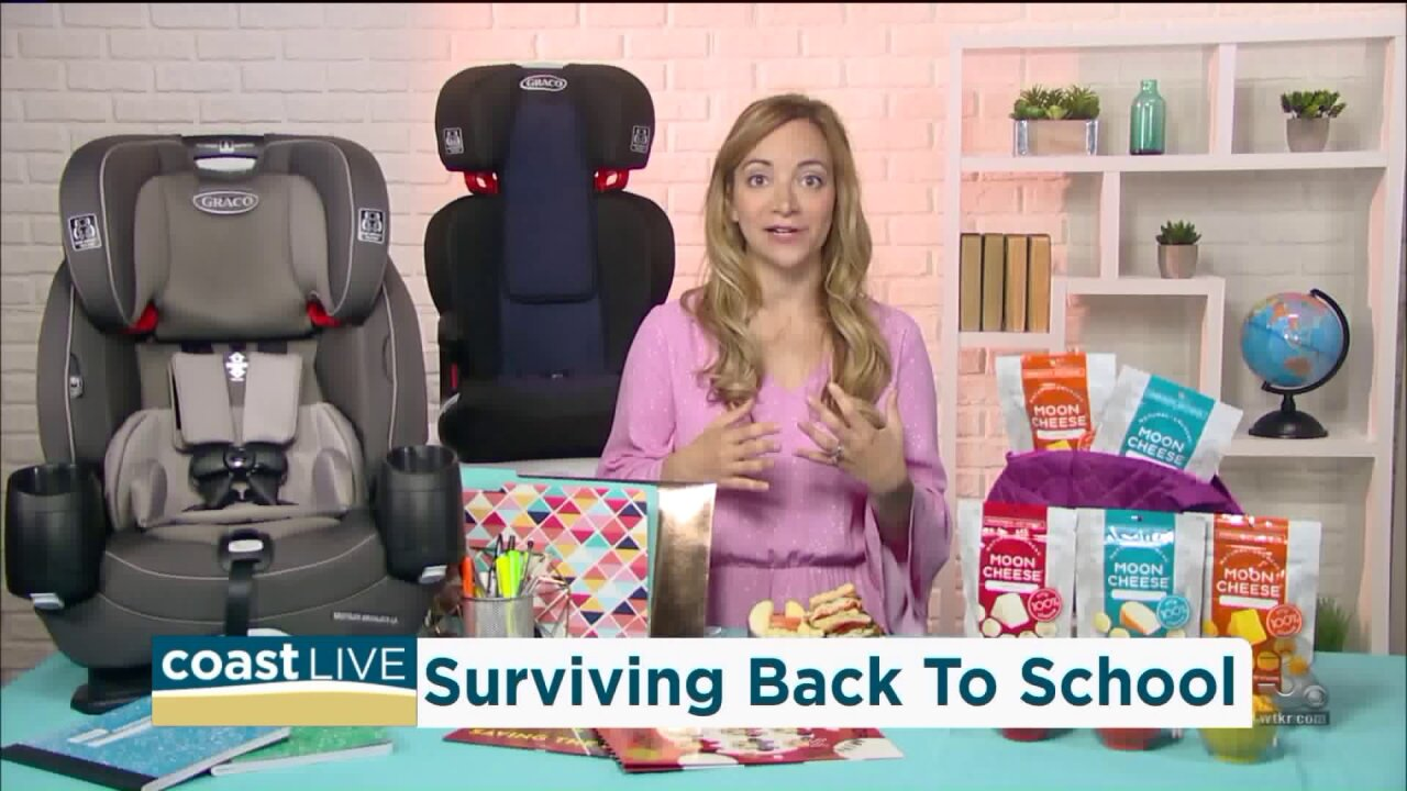 Tips to help simplify the back-to-school shopping process on Coast Live