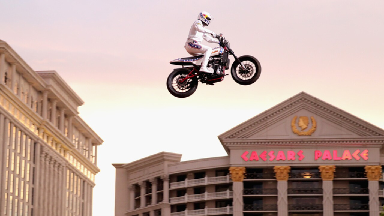 New show coming to Bally's Las Vegas after Travis Pastrana jump