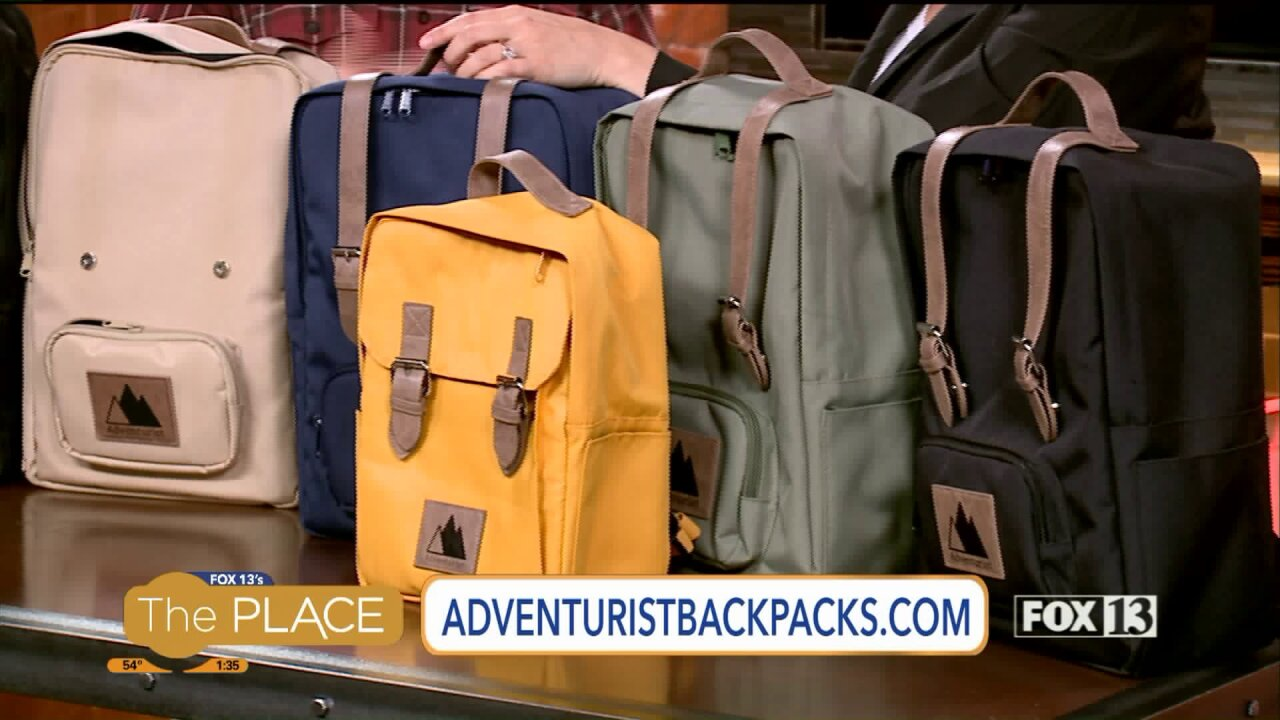 Adventurist Backpack teams up with Weber State University to provide meals to those in need