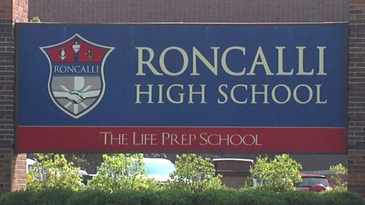 WATCH: Roncalli students discuss counselor controversy