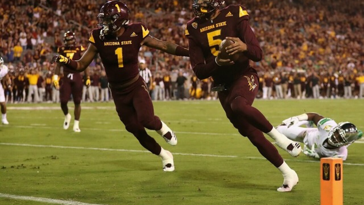 Predictions for ASU's 2018 football season