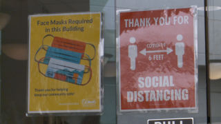 Mask Sign Weber County