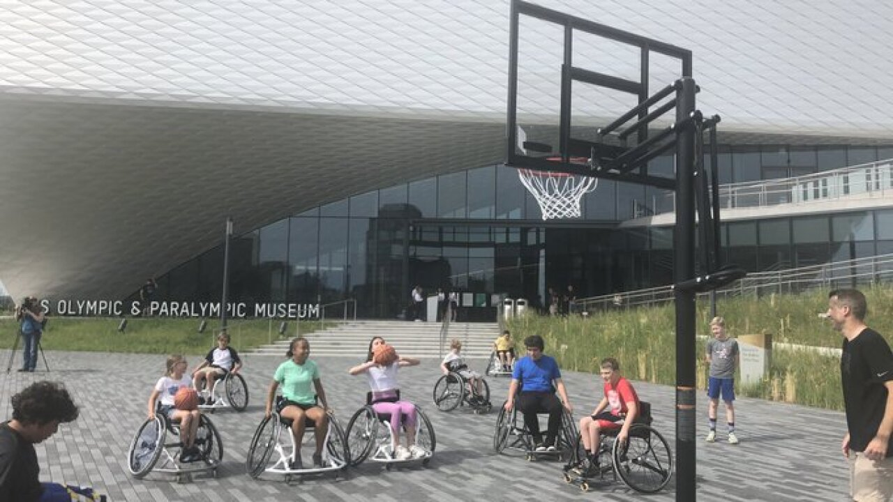 Olympic and Paralympic Museum Inspires Youth