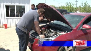 Problem Solved: Seller finally releases car, auto shop helping single mom