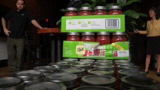 Great Falls businesses donate food to schools