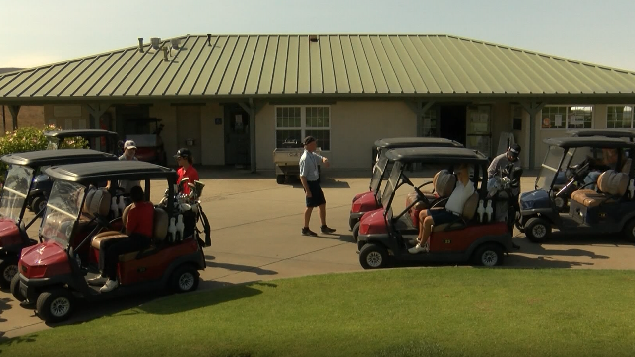 POSAFY held its 4th Annual Golf for a Good Reason 9-Hole Tournament at Dairy Creek Golf Course.