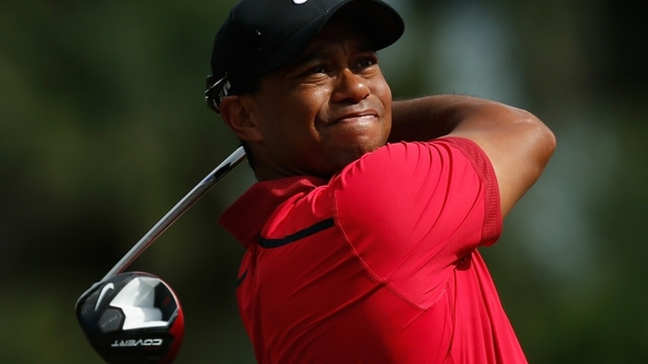 Tiger Woods to make 2018 PGA Tour debut at Farmers Insurance Open at Torrey Pines in San Diego