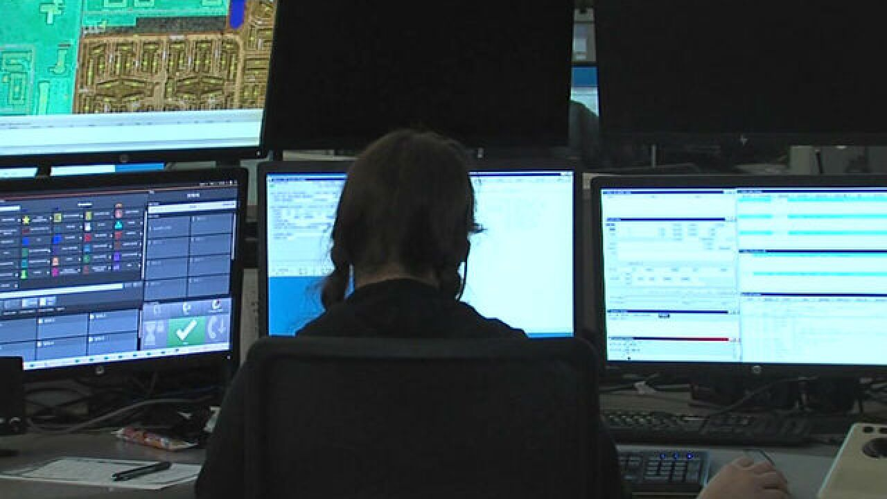 Marion County 911 hold times increasing as dispatcher salaries remain low