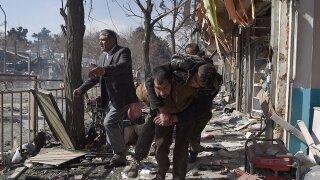 103 dead after ambulance bomb detonates in Afghanistan