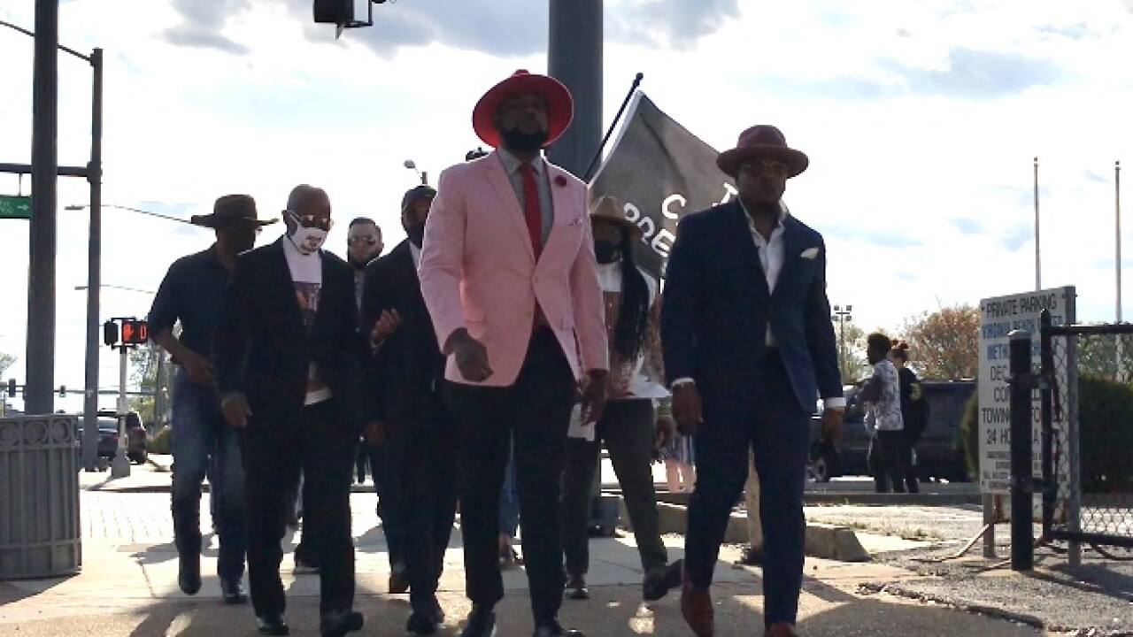 Suited Movement march