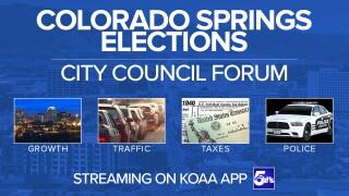 City Council Forums March 2021