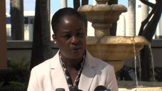 Latosha Clemons speaks about Boynton Beach mural controversy