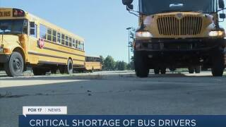 Critical shortage of bus drivers in Kalamazoo and across the state