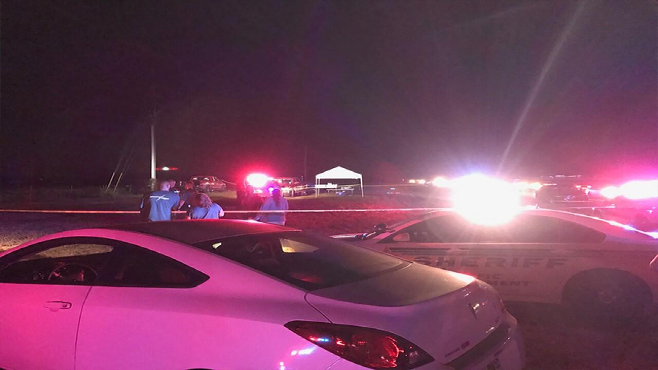 Man shot at roadside BBQ stand in Zephyrhills