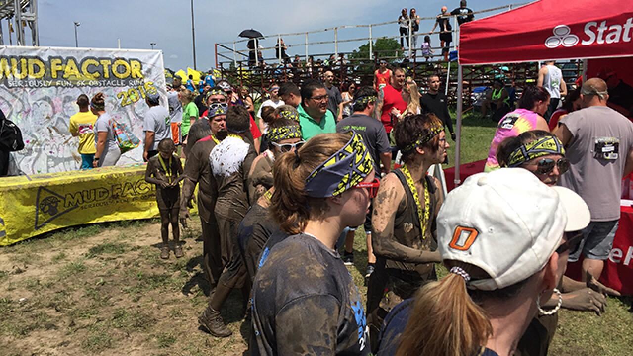 Gallery: Mud Factor 5K at Tulsa Raceway Park