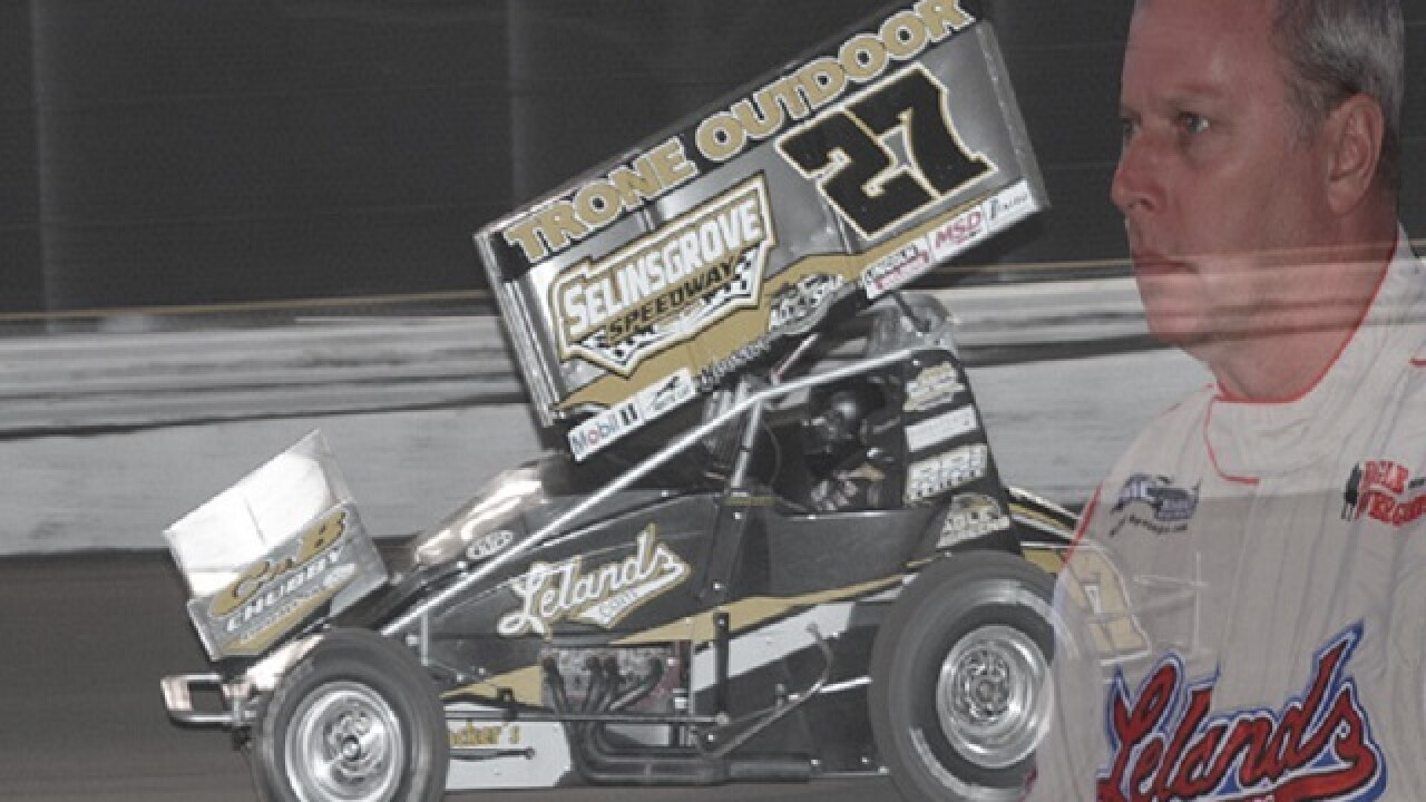 Sprint Car driver Greg Hodnett killed in crash