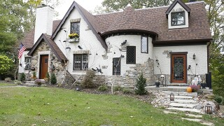 Home Tour: A storybook Tudor with a story to match