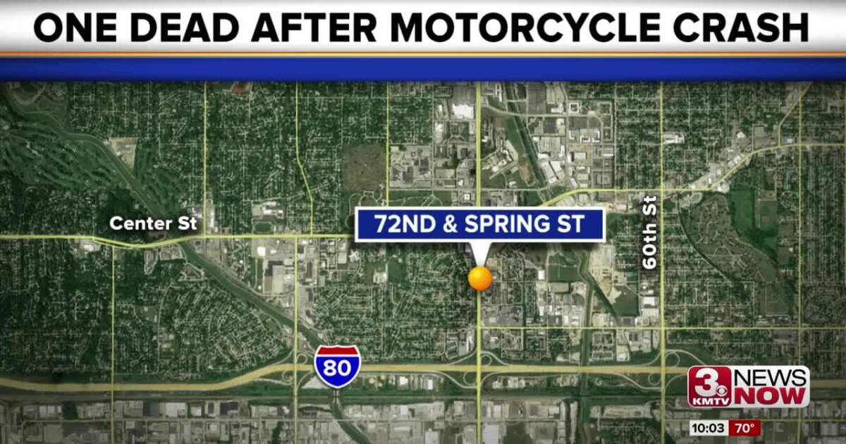 Speed, alcohol possible factors in fatal motorcycle accident