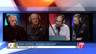 Moeller basketball coaches Mike Sussli, Carl Kremer and Fred Hesse join Mike Dyer on the High School Insider podcast