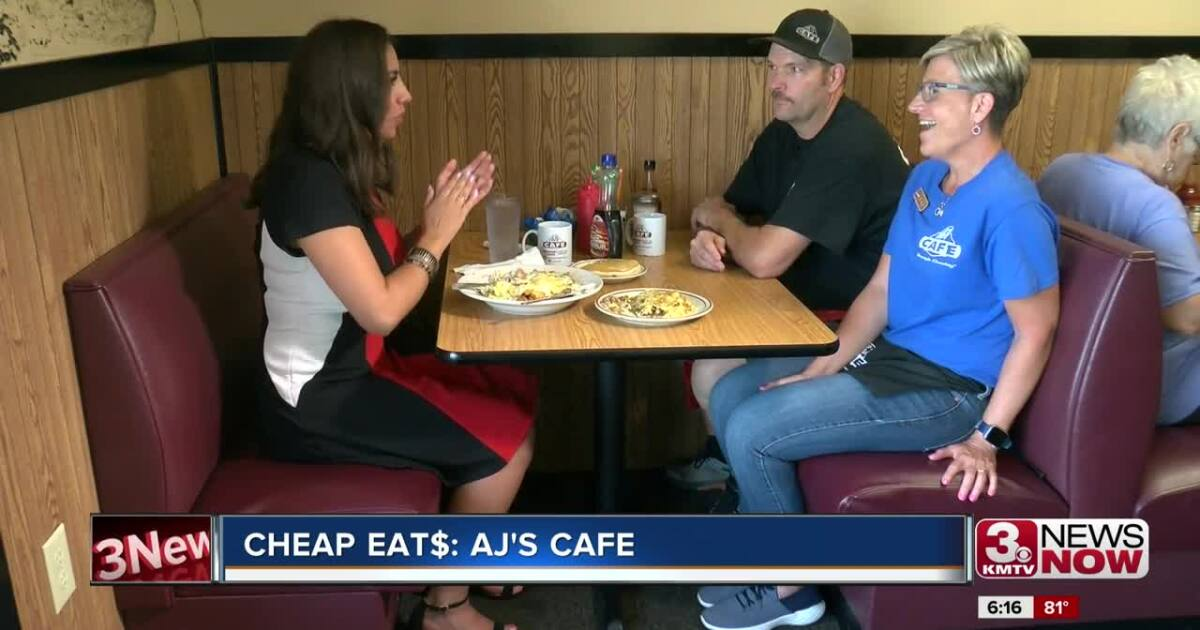 A look at this week's Cheap Eat$ Tip of the Week: AJ's Cafe
