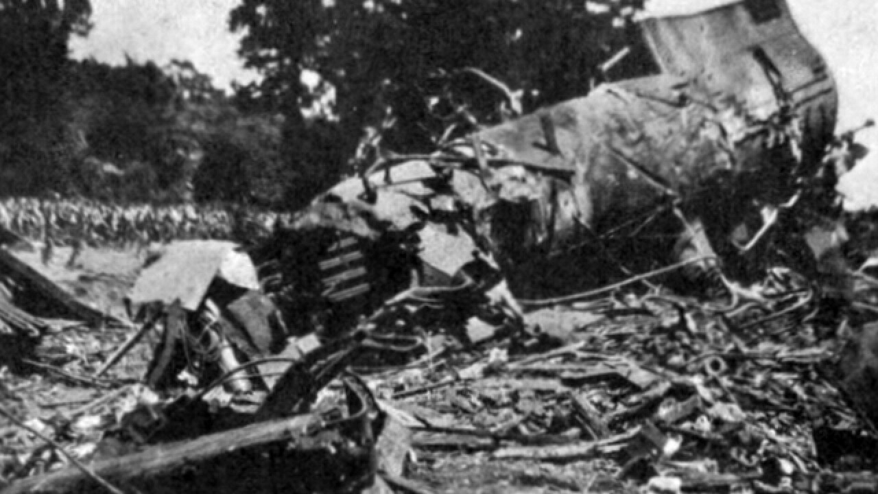 Monday Marks 100 Yrs Since Deadly Train Wreck