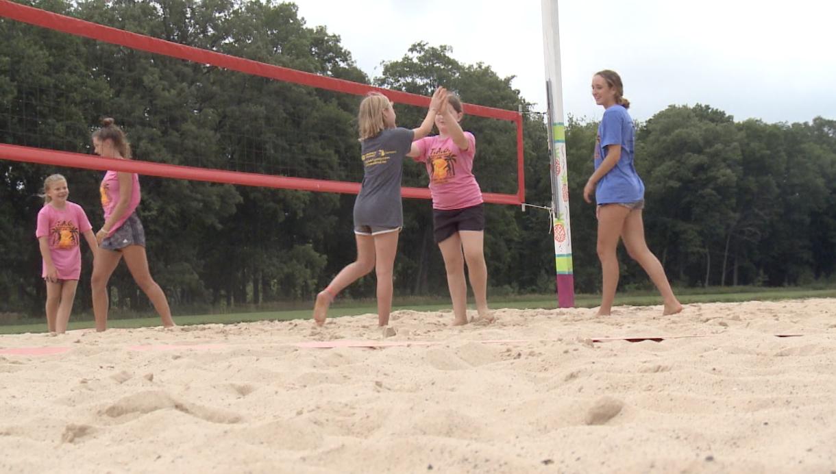 TAG Beach Volleyball Club