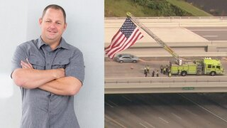 James Gilliard I-95 funeral procession