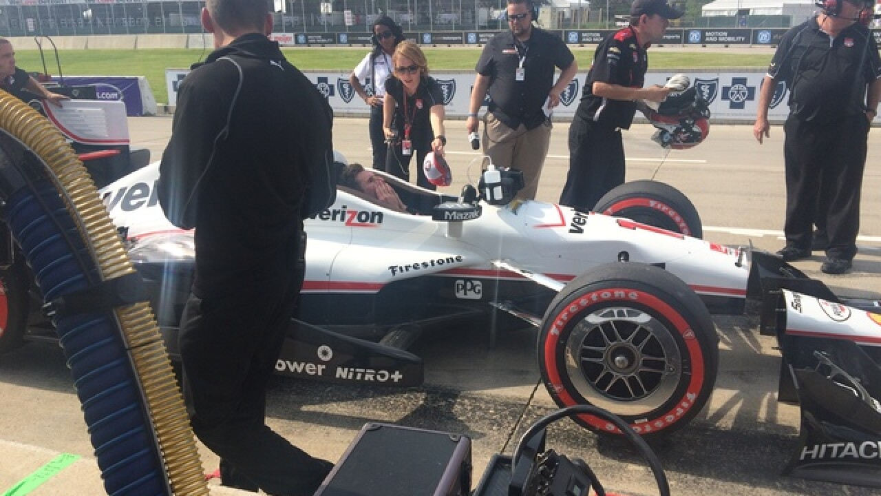 PHOTOS: Day 1 at the Detroit Grand Prix
