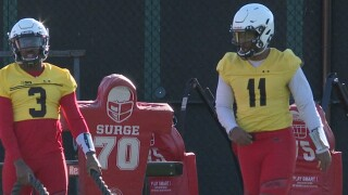 Terps football begins spring practice