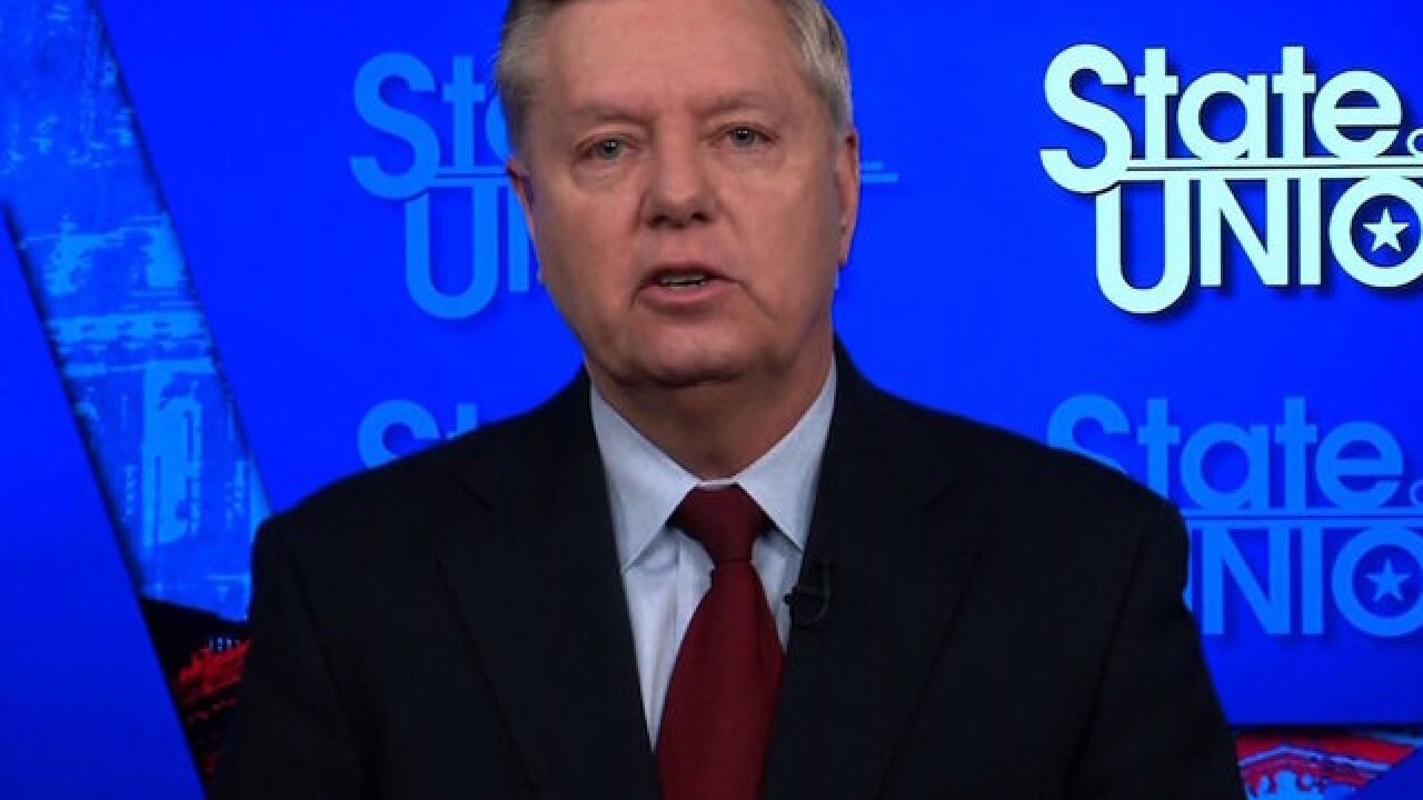 Graham: It's 'stunning' Comey never told Congress about fake email