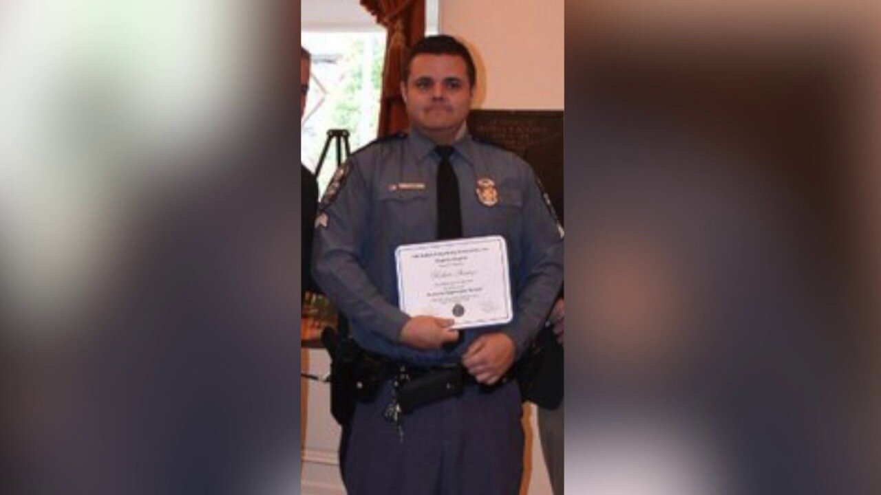Fired Capitol Police officer: 'My constitutional rights wereviolated'