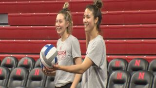 NEBRASKA VOLLEYBALL
