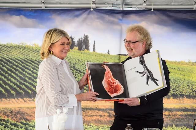 PHOTOS: Martha Stewart Wine & Food Experience Las Vegas